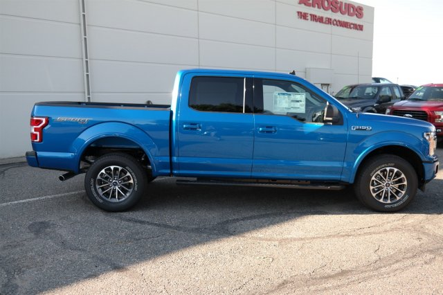 2019 F-150 SuperCrew Cab 4x4, Pickup #00061055 - photo 3
