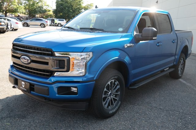 2019 F-150 SuperCrew Cab 4x4, Pickup #00061055 - photo 7