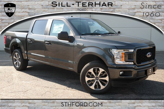 2019 F-150 SuperCrew Cab 4x4, Pickup #00061057 - photo 1