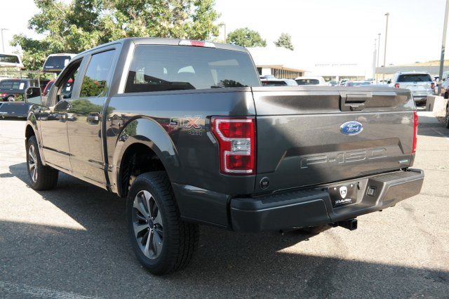 2019 F-150 SuperCrew Cab 4x4, Pickup #00061057 - photo 5