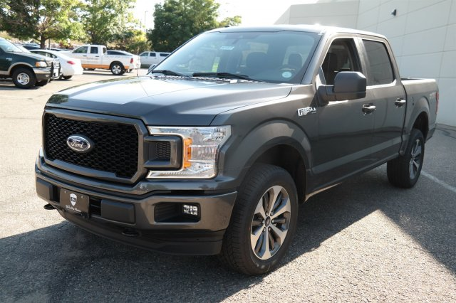 2019 F-150 SuperCrew Cab 4x4, Pickup #00061057 - photo 7