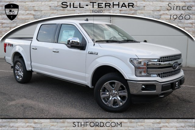 2019 F-150 SuperCrew Cab 4x4, Pickup #00061066 - photo 1