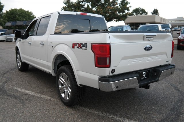 2019 F-150 SuperCrew Cab 4x4, Pickup #00061066 - photo 5