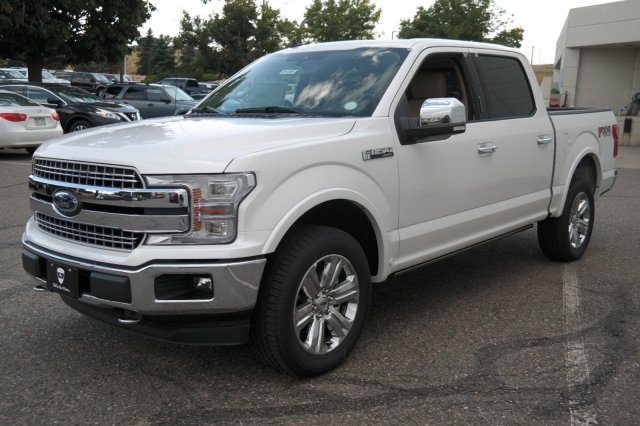 2019 F-150 SuperCrew Cab 4x4, Pickup #00061066 - photo 7