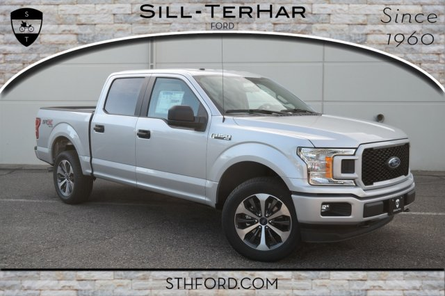 2019 F-150 SuperCrew Cab 4x4, Pickup #00061078 - photo 1