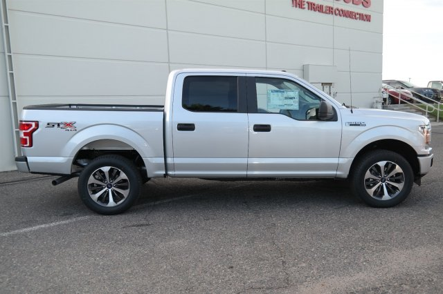 2019 F-150 SuperCrew Cab 4x4, Pickup #00061078 - photo 3