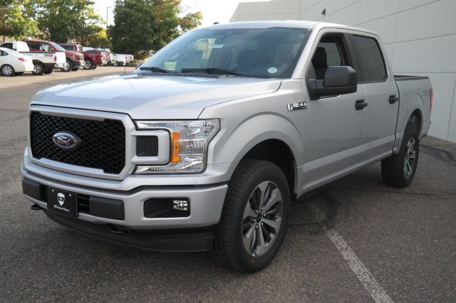 2019 F-150 SuperCrew Cab 4x4, Pickup #00061078 - photo 7