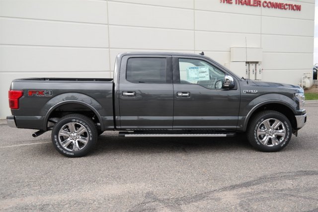 2019 F-150 SuperCrew Cab 4x4, Pickup #00061084 - photo 3