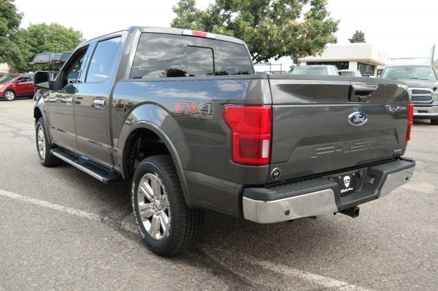 2019 F-150 SuperCrew Cab 4x4, Pickup #00061084 - photo 5