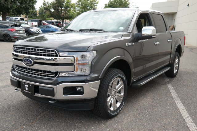 2019 F-150 SuperCrew Cab 4x4, Pickup #00061084 - photo 7