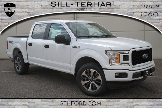 2019 F-150 SuperCrew Cab 4x4,  Pickup #00061085 - photo 1