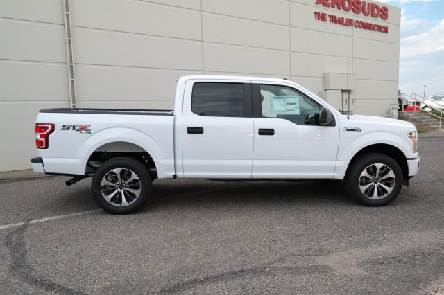 2019 F-150 SuperCrew Cab 4x4,  Pickup #00061085 - photo 3