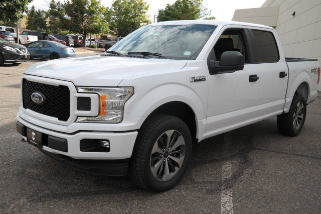 2019 F-150 SuperCrew Cab 4x4,  Pickup #00061085 - photo 7