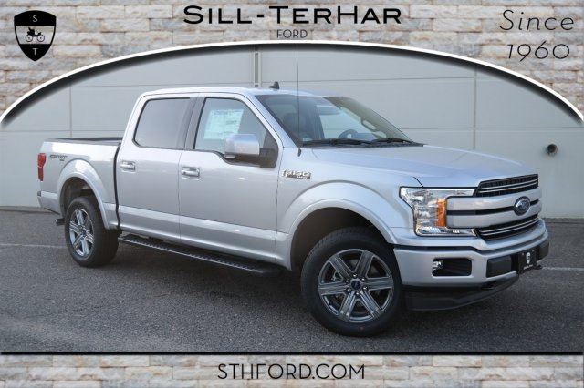 2019 F-150 SuperCrew Cab 4x4, Pickup #00061110 - photo 1