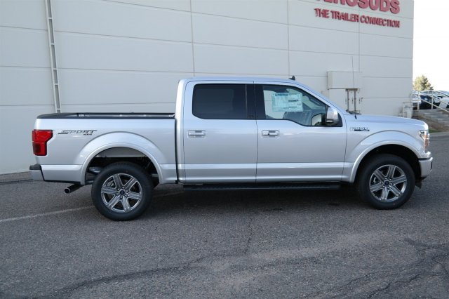 2019 F-150 SuperCrew Cab 4x4, Pickup #00061110 - photo 3
