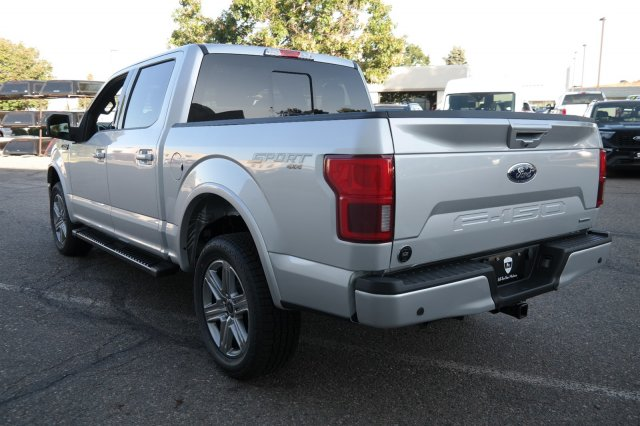 2019 F-150 SuperCrew Cab 4x4, Pickup #00061110 - photo 5