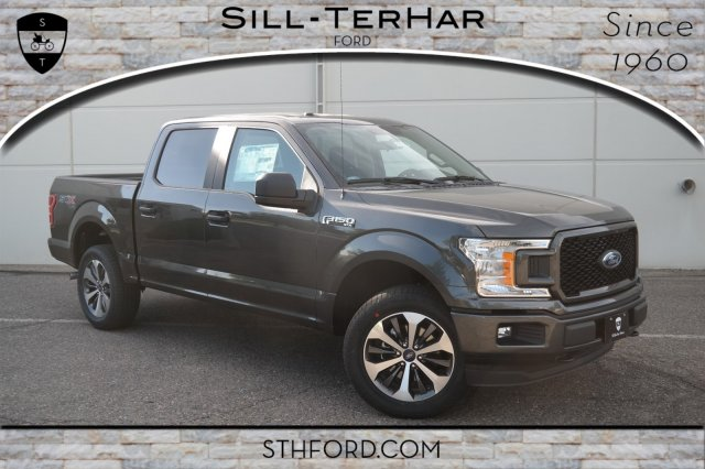 2019 F-150 SuperCrew Cab 4x4,  Pickup #00061133 - photo 1