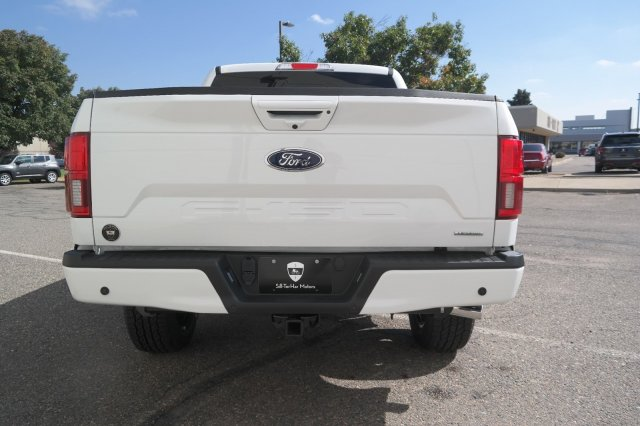 2019 F-150 SuperCrew Cab 4x4, Pickup #00061156 - photo 4