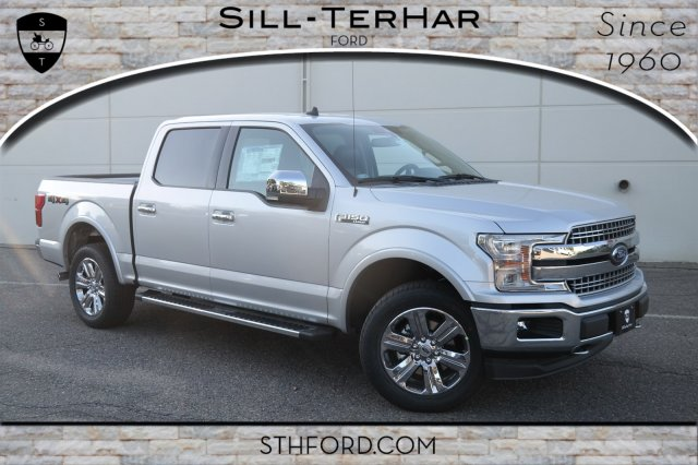 2019 F-150 SuperCrew Cab 4x4,  Pickup #00061157 - photo 1