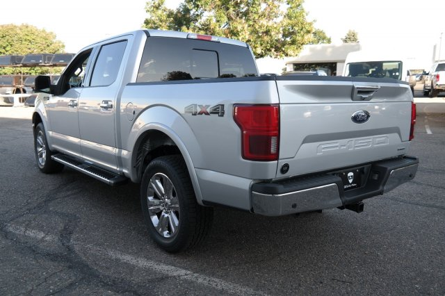 2019 F-150 SuperCrew Cab 4x4,  Pickup #00061157 - photo 5