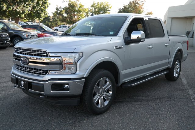2019 F-150 SuperCrew Cab 4x4,  Pickup #00061157 - photo 7