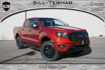 2019 Ranger SuperCrew Cab 4x4, Pickup #00061210 - photo 1