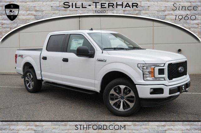 2020 F-150 SuperCrew Cab 4x4, Pickup #00061226 - photo 1