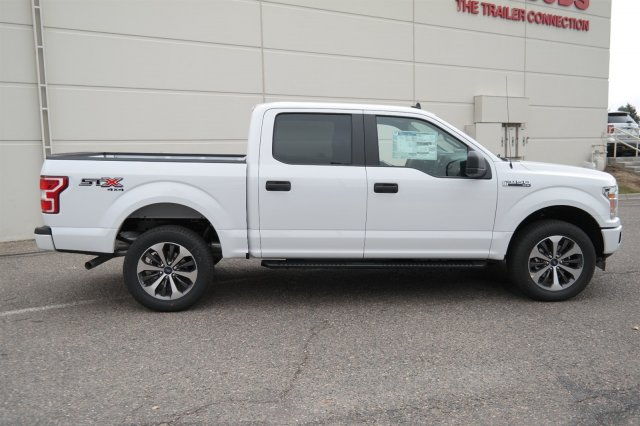 2020 F-150 SuperCrew Cab 4x4, Pickup #00061226 - photo 3