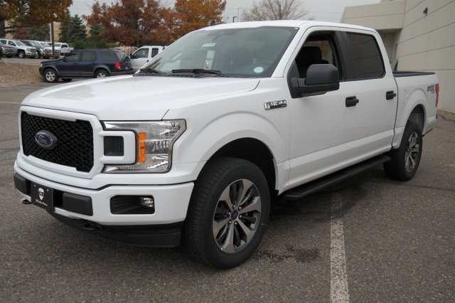 2020 F-150 SuperCrew Cab 4x4, Pickup #00061226 - photo 7
