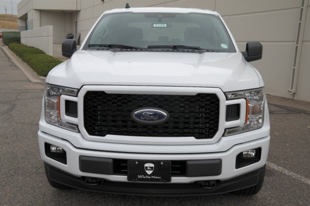 2020 F-150 SuperCrew Cab 4x4, Pickup #00061226 - photo 8