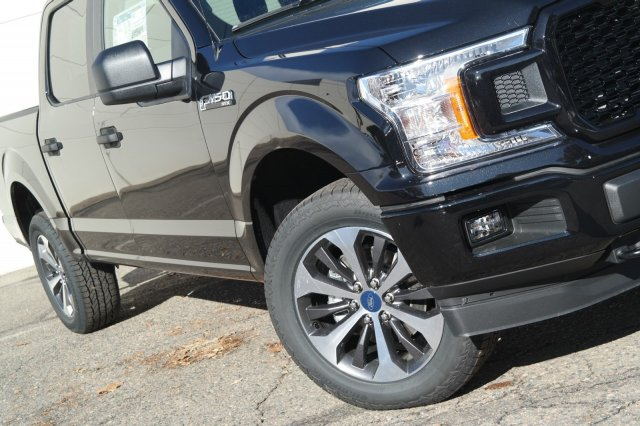 2020 F-150 SuperCrew Cab 4x4, Pickup #00061228 - photo 3