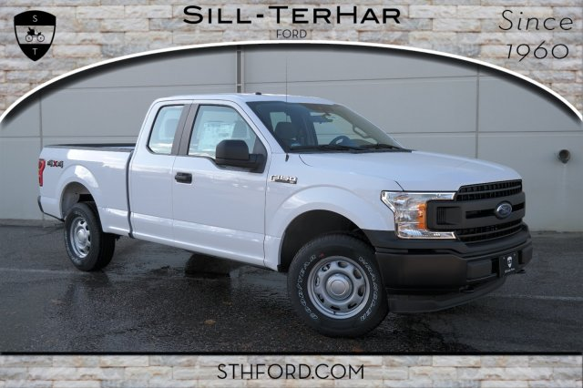 2019 F-150 Super Cab 4x4,  Pickup #00061264 - photo 1