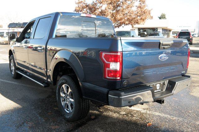 2019 F-150 SuperCrew Cab 4x4,  Pickup #00061265 - photo 5