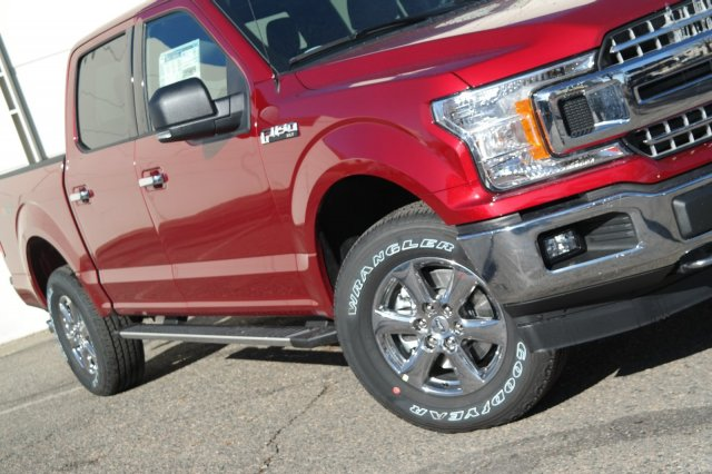2019 F-150 SuperCrew Cab 4x4, Pickup #00061289 - photo 3