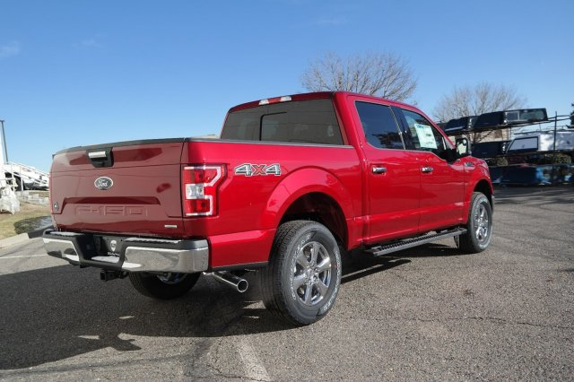 2019 F-150 SuperCrew Cab 4x4, Pickup #00061289 - photo 2