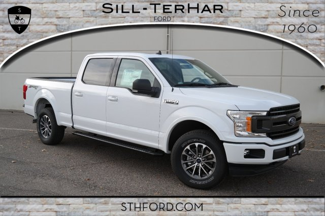 2019 F-150 SuperCrew Cab 4x4, Pickup #00061314 - photo 1