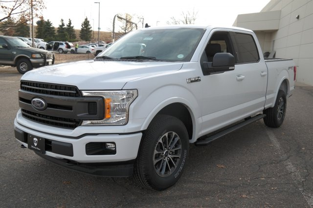 2019 F-150 SuperCrew Cab 4x4, Pickup #00061314 - photo 7