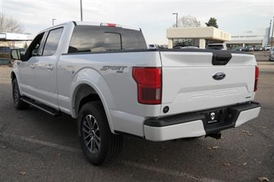 2019 F-150 SuperCrew Cab 4x4, Pickup #00061314 - photo 5