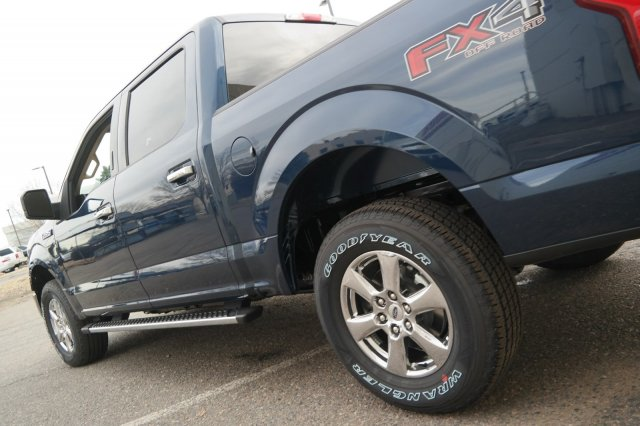 2019 F-150 SuperCrew Cab 4x4, Pickup #00061326 - photo 9