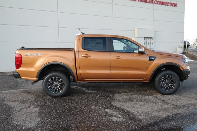 2019 Ranger SuperCrew Cab 4x4, Pickup #00061347 - photo 3