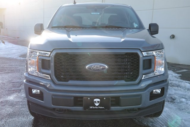 2020 F-150 SuperCrew Cab 4x4, Pickup #00061362 - photo 8