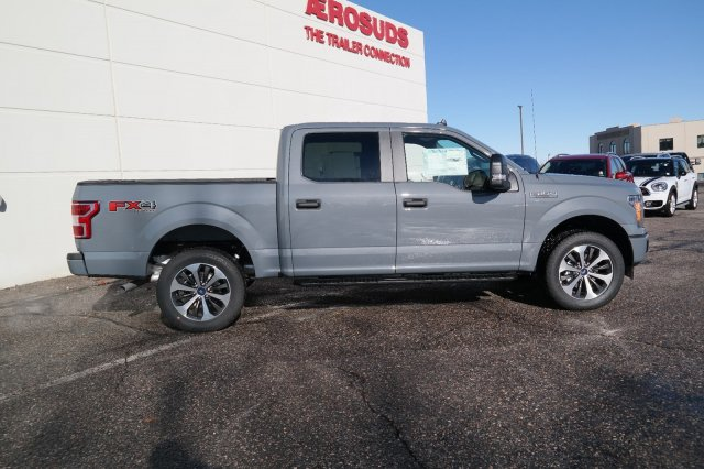 2020 F-150 SuperCrew Cab 4x4, Pickup #00061369 - photo 3