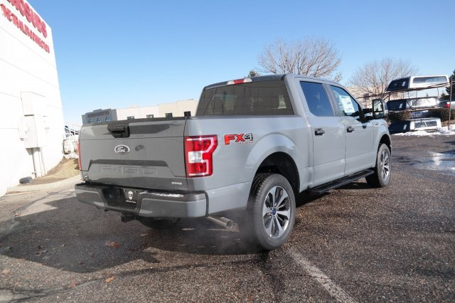 2020 F-150 SuperCrew Cab 4x4, Pickup #00061369 - photo 4