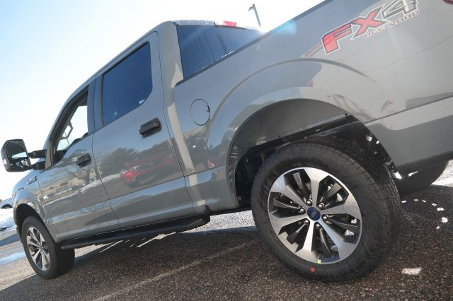 2020 F-150 SuperCrew Cab 4x4, Pickup #00061369 - photo 8