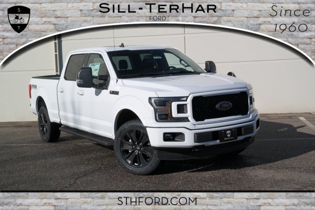 2020 F-150 SuperCrew Cab 4x4, Pickup #00061398 - photo 1