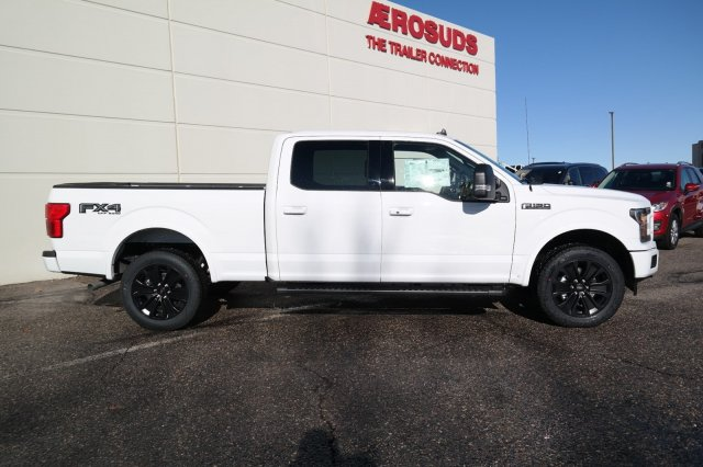 2020 F-150 SuperCrew Cab 4x4, Pickup #00061398 - photo 3