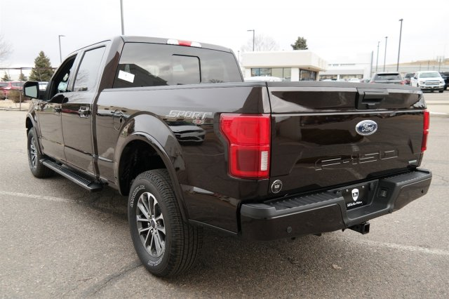 2020 F-150 SuperCrew Cab 4x4, Pickup #00061468 - photo 5