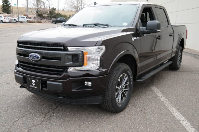 2020 F-150 SuperCrew Cab 4x4, Pickup #00061468 - photo 7