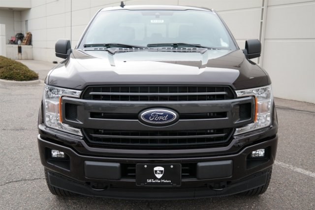 2020 F-150 SuperCrew Cab 4x4, Pickup #00061468 - photo 8