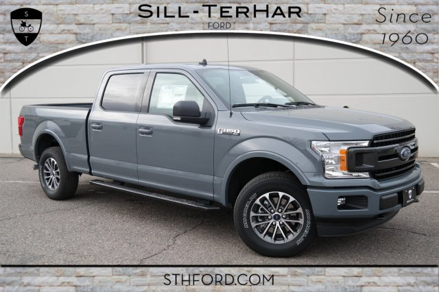 2020 F-150 SuperCrew Cab 4x4, Pickup #00061470 - photo 1